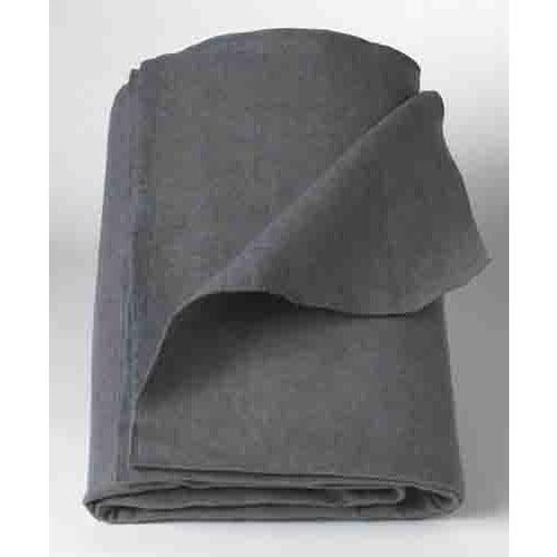 "Medline NONDB4080 Disposable Emergency Blanket, 40"" x 80"", Gray"