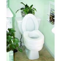 Raised Toilet Seat 5 Inch