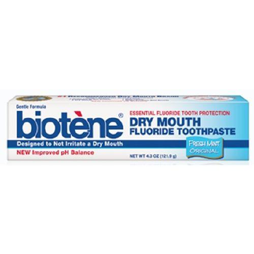 Biotene Fresh Mint Flavor Toothpaste