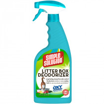 Cat Litter Box Deodorizer