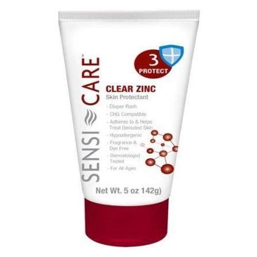 Sensi-Care Clear Zinc