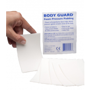 BODY GUARD 3 x 4 in. Foam Pressure Padding - 1603007