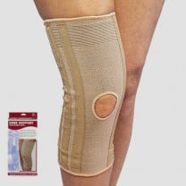 Knee Support with Spiral Stays