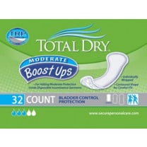 TotalDry Moderate Boost Ups