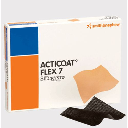Acticoat Flex 66800544   7 Day, 1 x 24 Inch by Smith & Nephew