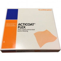Smith and Nephew Acticoat Flex Wound Dressing