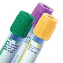 Vacutainer Blood Collection Serum Tubes