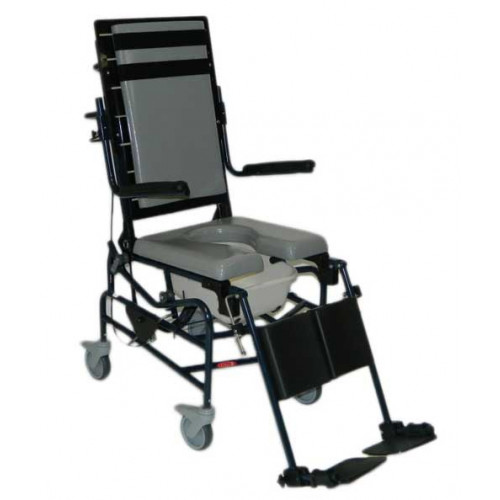 ActiveAid 283 Tilt-In-Space Plus Shower Commode Chair