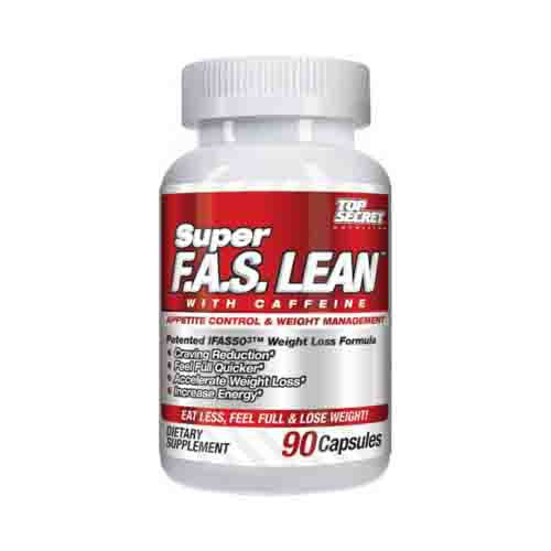 Super Fas-Lean Appetite Suppressant Diet Aid