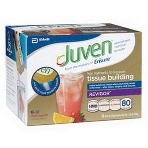 Juven Nutritional Drink Mix Fruit Punch - 0.85 oz