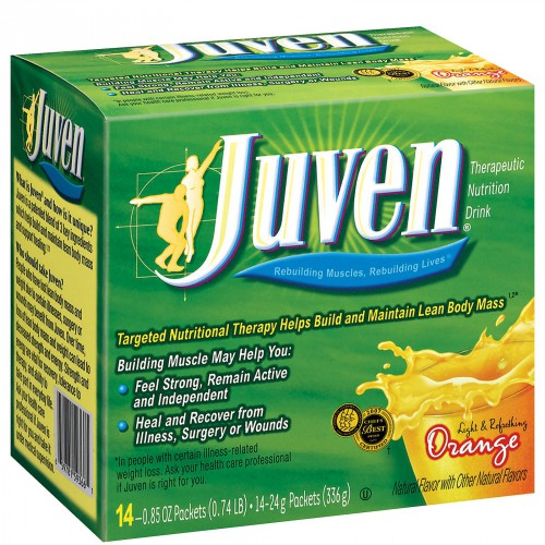 Juven Nutritional Drink Mix Orange