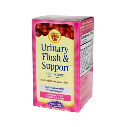 Nature's Secret Urinary Cleanse and Flush