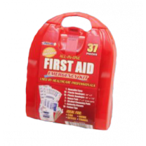 Rapid Care 37 Piece First Aid Kit