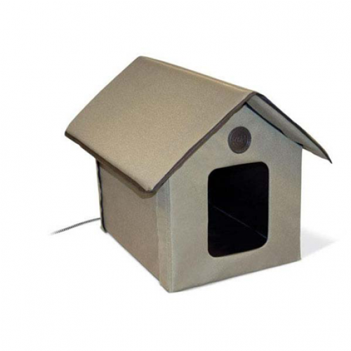 K and H Pet Products Outdoor Kitty House