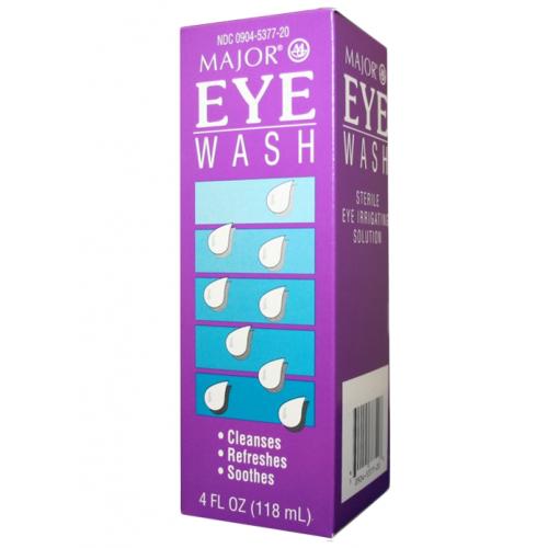 Major Eye Wash Solution