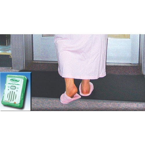 Smart Caregiver FallGuard Alarm System with Sensor Pad