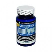 American Bio Sciences ImmPower AHCC Dietary Supplement 500 mg