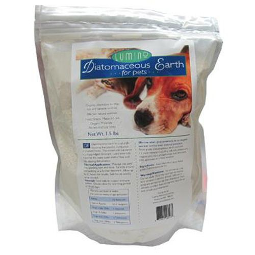 Lumino Home Diatomaceous Earth - Food Grade - Pets and People
