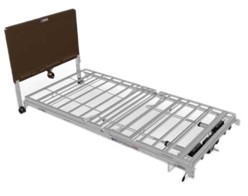 invacare gseries hospital bed invacare g5510 full