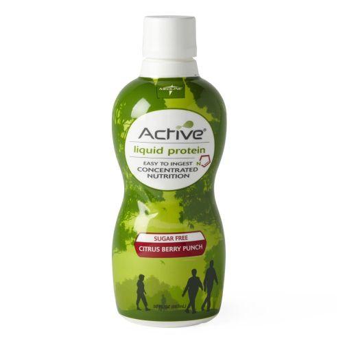 active liquid protein nutritional supplement 2e9