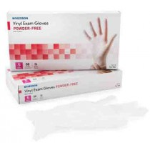 Confiderm Vinyl Exam Gloves Powder Free - NonSterile