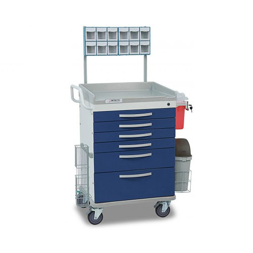 Whisper Anesthesiology Medical Carts