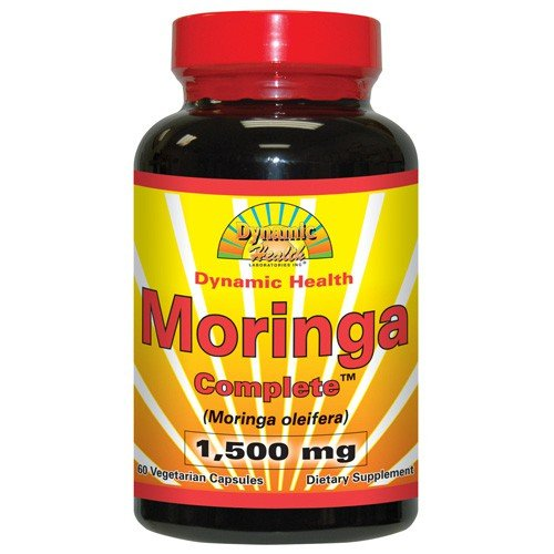 Dynamic Health Moringa Complete 1500 mg Dietary Supplement