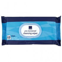 Abena Pre-Moistened Cleansing Wipes