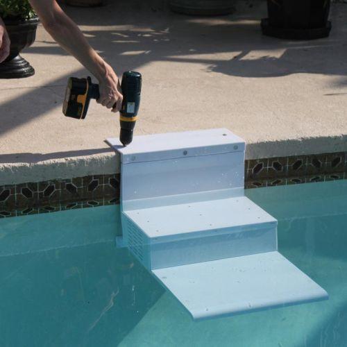 PoolPup Steps