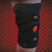 Champion Knee Support With Flexible Side Stabilizers