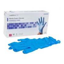 Confiderm 3.8 Nitrile Exam Gloves Powder Free - NonSterile