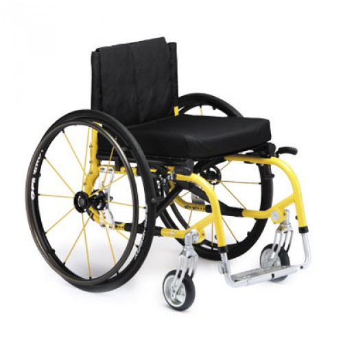 Invacare ProSPIN X4 Wheelchair 80 Degree Fixed Front Frame