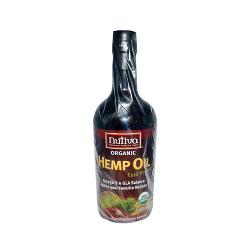 Nutiva Organic Hemp Oil