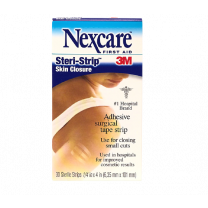 3M NexCare Steri-Strip Skin Closure Sterile