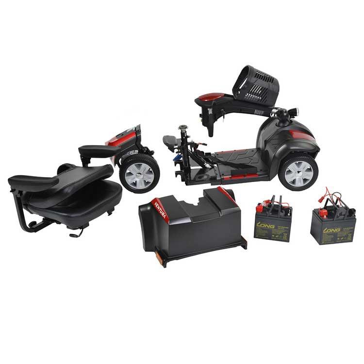 ventura 3 wheel scooter 59b