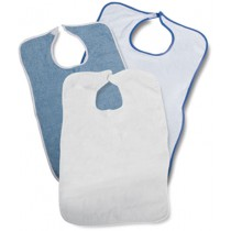 MedLine Bibs Clothing Protector