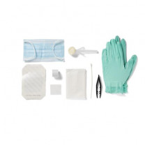 Central Line Dressing Trays with Chloraprep