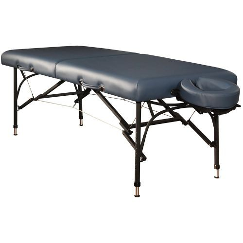 Violet Light Weight Aluminum Portable Massage Table Package