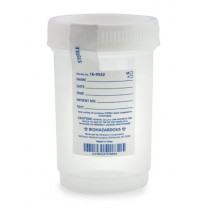 Specimen Container with Screw Cap