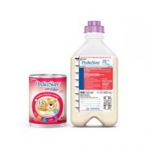 PediaSure 1.5 with Fiber, 8 oz Can and 1000 mL Ready-to-Hang Bottle