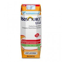 Unflavored 250 mL Carton ISOSOURCE 1.5 Cal - 18150000