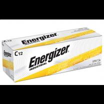 C Energizer Industrial Batteries