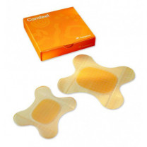 Comfeel Plus Contour Dressing 3283 | 3-1/2 x 4-1/3 Inch, Sterile by Coloplast
