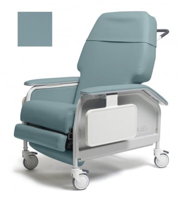 lumex extra wide clinical care geri chair recliner c8d