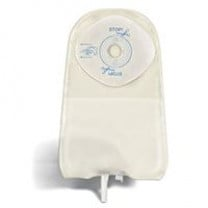 ActiveLife One-Piece Cut-to-Fit Urostomy Pouch with Stomahesive Skin Barrier