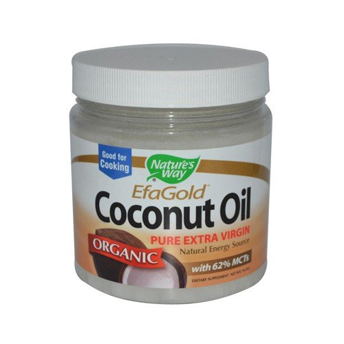 Nature's Way EfaGold Coconut Oil