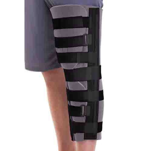 Cut-Away Knee Immobilizer