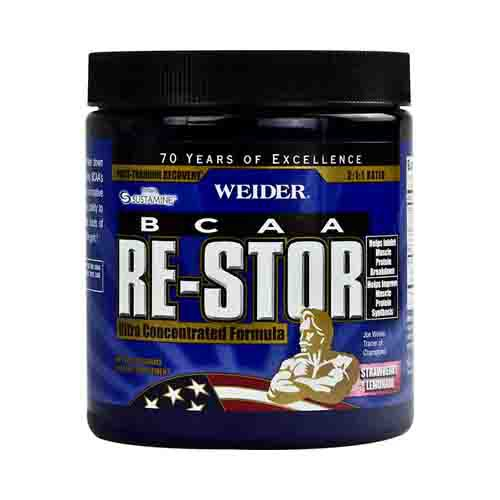 Restore Post Workout Muscle Building Supplement