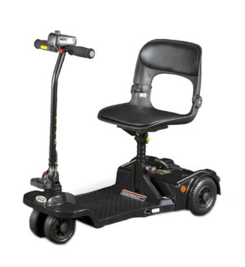 echo folding scooter d27