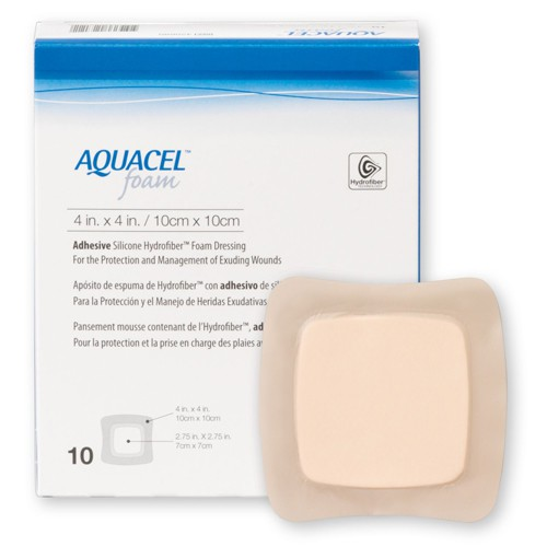 Aquacel Foam Dressings